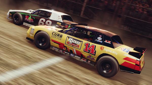 Capture d'écran n°5 du Jeu Tony Stewart's All-American Racing