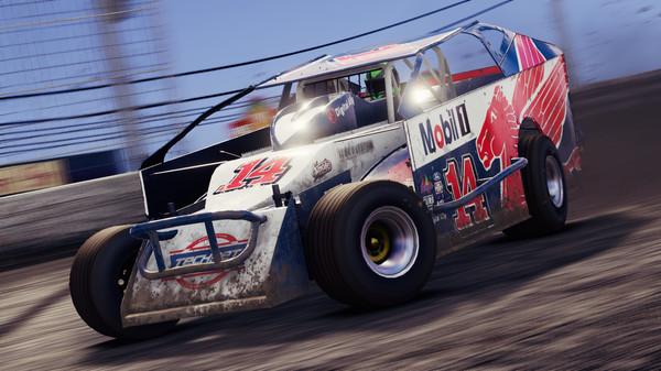Capture d'écran n°2 du Jeu Tony Stewart's All-American Racing