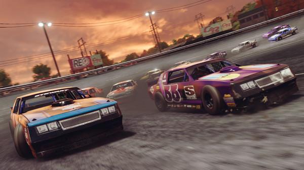 Capture d'écran n°3 du Jeu Tony Stewart's All-American Racing
