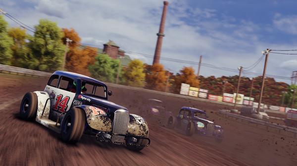 Capture d'écran n°1 du Jeu Tony Stewart's All-American Racing