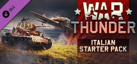 War Thunder - Italian Starter Pack