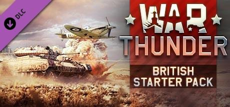 War Thunder - British Starter Pack