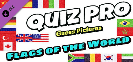 Quiz Pro - Guess Pictures - Flags of the World
