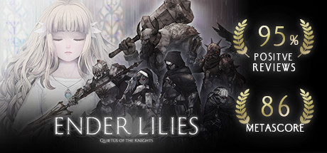 ENDER LILIES: Quietus of the Knights on Steam Backlog