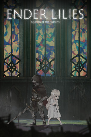 ENDER LILIES: Quietus of the Knights poster image on Steam Backlog