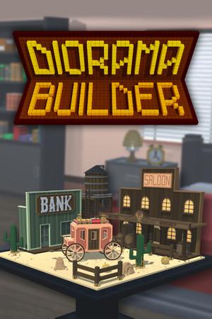 Diorama Builder poster image on Steam Backlog