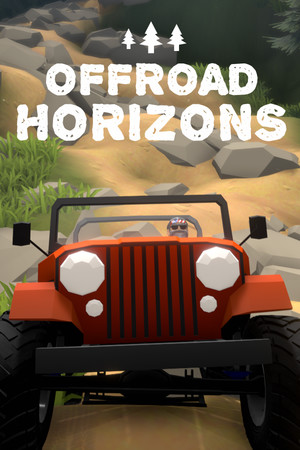 Offroad Horizons: Arcade Rock Crawling poster image on Steam Backlog