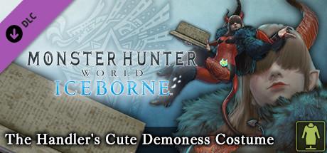 Monster Hunter: World - The Handler's Cute Demoness Costume