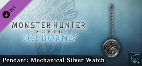 Monster Hunter World: Iceborne – Кулон: механические серебряные часы