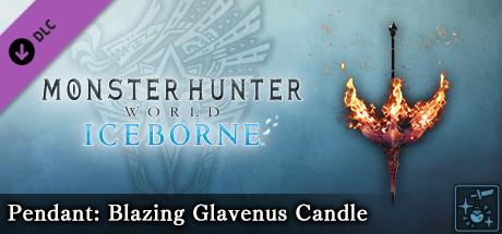 Monster Hunter World: Iceborne - Pendant: Blazing Glavenus Candle