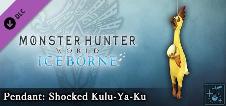 Monster Hunter World: Iceborne - Pendant: Shocked Kulu-Ya-Ku