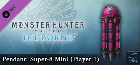 Monster Hunter World: Iceborne - Pendant: Super-8 Mini (Player 1)