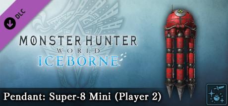 Monster Hunter World: Iceborne - Pendant: Super-8 Mini (Player 2)