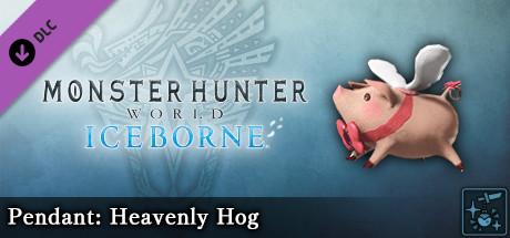 Monster Hunter World: Iceborne - Pendant: Heavenly Hog