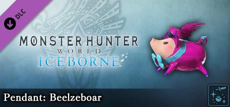 Monster Hunter World: Iceborne - Pendant: Beelzeboar