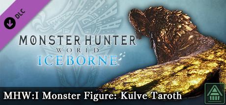 Monster Hunter World: Iceborne – Фигурка чудовища MHW:I: кулве тарот