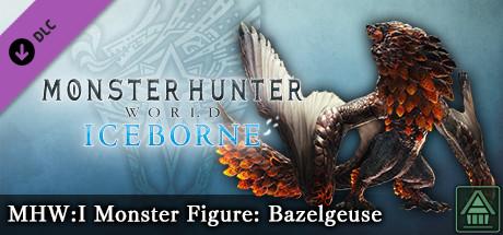 Monster Hunter World: Iceborne - MHW:I Monster Figure: Bazelgeuse