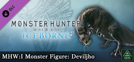 Monster Hunter World: Iceborne - MHW:I Monster Figure: Deviljho