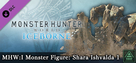 Monster Hunter World: Iceborne - MHW:I Monster Figure: Shara Ishvalda 1