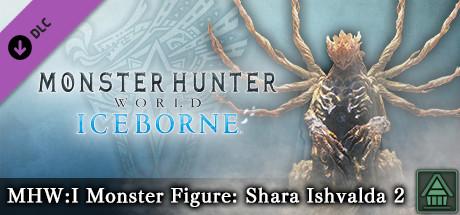 Monster Hunter World: Iceborne - MHW:I Monster Figure: Shara Ishvalda 2