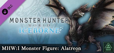 Monster Hunter World: Iceborne – Фигурка чудовища MHW:I: алатреон