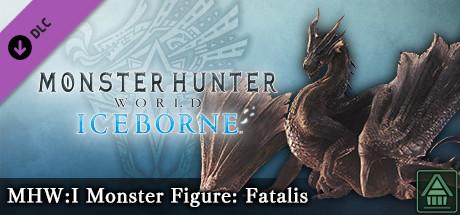 Monster Hunter World: Iceborne - MHW:I Monster Figure: Fatalis