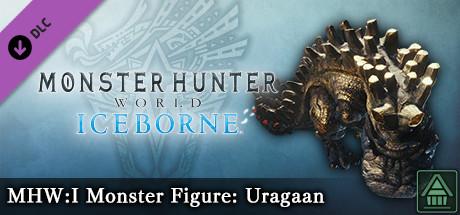 Monster Hunter World: Iceborne – Фигурка чудовища MHW:I: урагаан