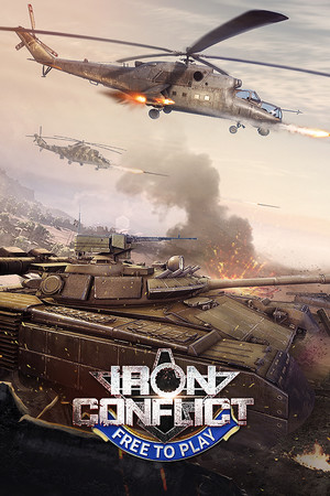 Iron Conflict poster image on Steam Backlog