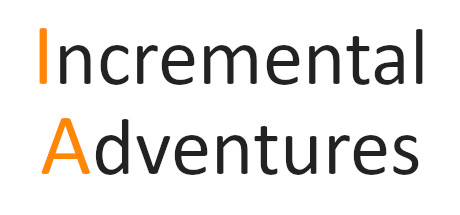Incremental Adventures