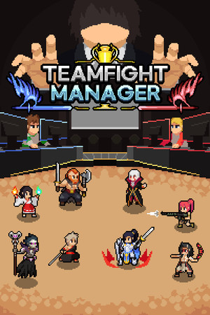 Teamfight Manager poster image on Steam Backlog