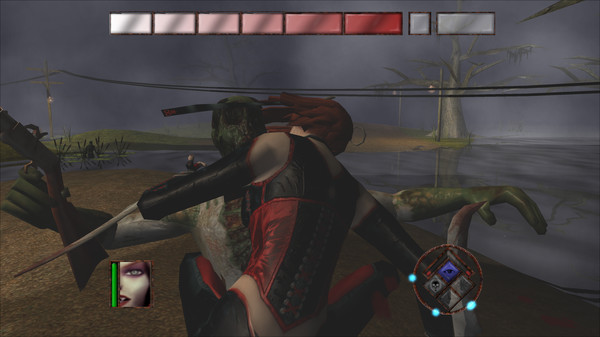 скриншот BloodRayne: Terminal Cut 0