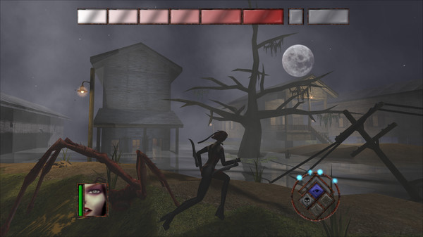 скриншот BloodRayne: Terminal Cut 1