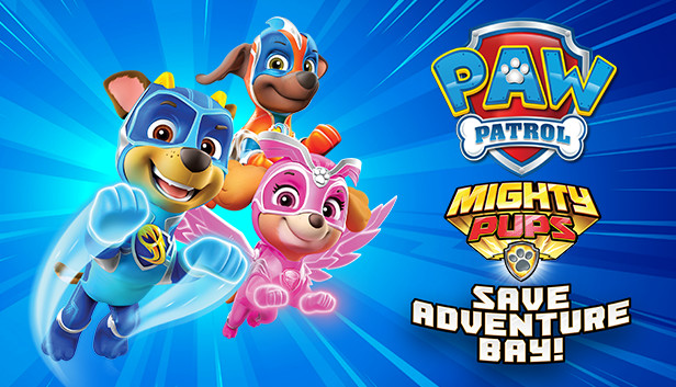 Paw Patrol Mighty Pups Save Adventure Bay On Steam