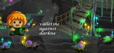 Valletine against Darkne cover art