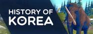 History of Korea - VR