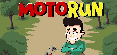 MotoRun cover art
