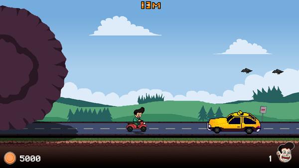 MotoRun Free Download PC Game