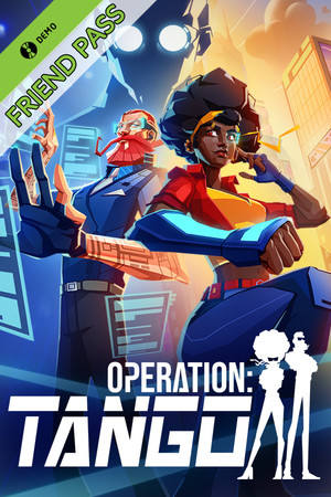 Operation: Tango - Demo poster image on Steam Backlog