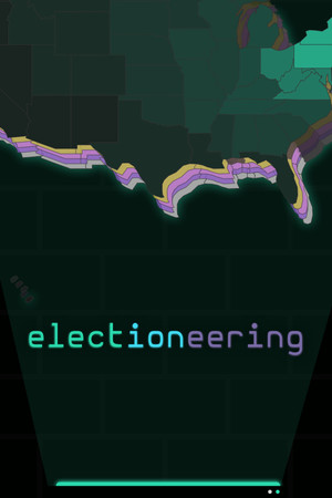 Electioneering poster image on Steam Backlog