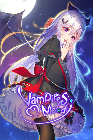 Vampires' Melody poster image on Steam Backlog