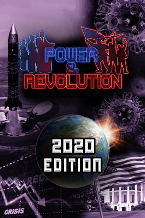 Power & Revolution 2020 Edition poster image on Steam Backlog