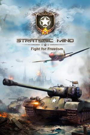 Strategic Mind: Fight for Freedom poster image on Steam Backlog