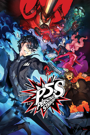 Persona 5 Strikers poster image on Steam Backlog