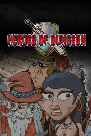 Heroes of Dungeon poster image on Steam Backlog
