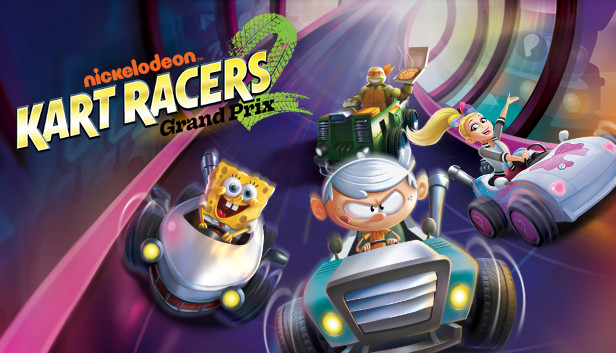 Nickelodeon Kart Racers 2: Grand Prix on Steam