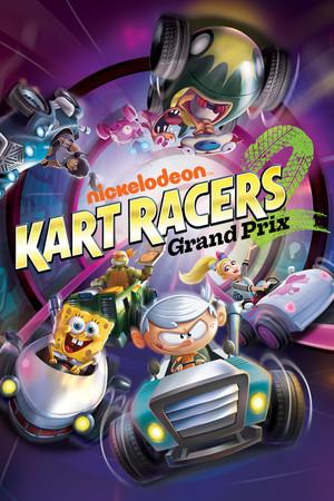 Nickelodeon Kart Racers 2: Grand Prix poster image on Steam Backlog