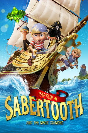 Captain Sabertooth and the Magic Diamond poster image on Steam Backlog
