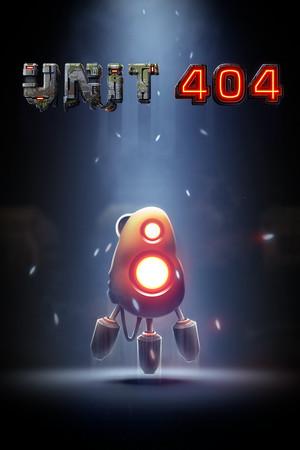 Unit 404 poster image on Steam Backlog