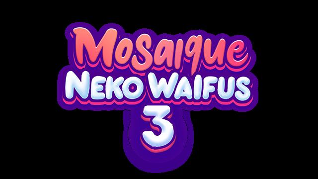 Mosaique Neko Waifus 3 logo