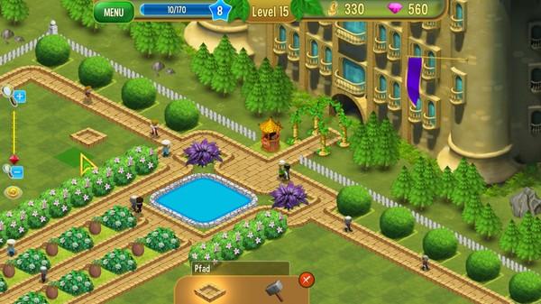 скриншот Queen's Garden 2 5